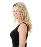 Corpulent woman Royalty Free Stock Photo