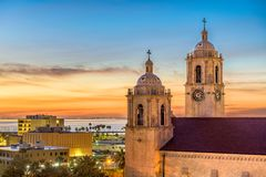 Corpus Christi Cathedral Royalty Free Stock Photo