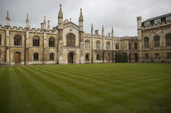 Corpus Christi College Royalty Free Stock Photos