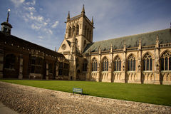 Corpus Christi College Stock Photos