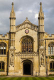 Corpus Christi College at Cambridge University Royalty Free Stock Image
