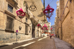 Corpus Christi festival in Toledo, Spain Royalty Free Stock Photo