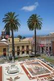 Corpus Christi, La Orotava, Tenerife, Espanha - 11 de junho de 2015 Imagem de Stock Royalty Free