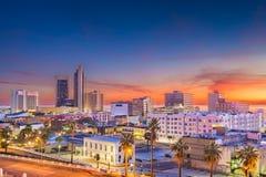 Corpus Christi, Texas, USA Skyline stock photos