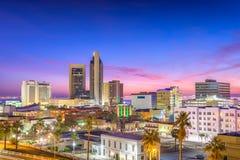 Corpus Christi, Texas, USA Skyline Stock Image