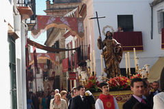 Corpus Cristi celebrations 10 Stock Image