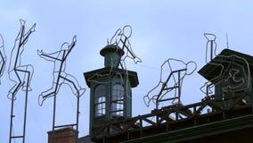 Corra além da exposição no distrito da destilaria de Toronto filme