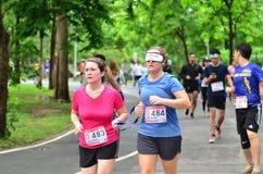 Corra para # os 2 cegos Imagens de Stock