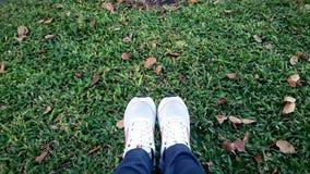 Corra para su salud Foto de archivo