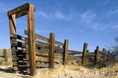 Corral royalty free stock images