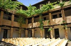 Corral del Carbon, Granada, Spain Royalty Free Stock Photos