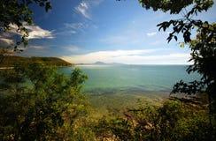 Corral Sea panorama Stock Photos