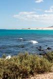 Corralejo Beach on Fuerteventura Royalty Free Stock Image