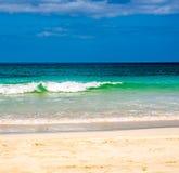 Corralejo beach Stock Image