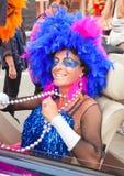 Corralejo Carnaval Royalty-vrije Stock Foto