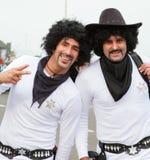 Corralejo Carnival Stock Images