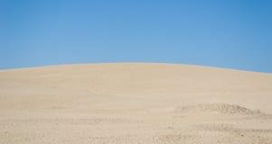 Corralejo Dunes, Fuerteventura Stock Image