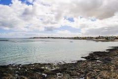 Corralejo (Fuerteventura) Royaltyfria Bilder