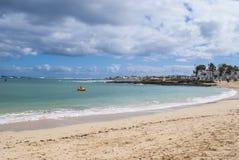 Corralejo (Fuerteventura) Arkivfoto
