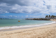 Corralejo (Fuerteventura) Stock Photo