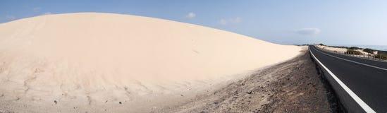 Corralejo, Fuerteventura, Isole Canarie, Spagna Fotografia Stock Libera da Diritti