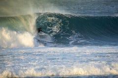 2018-02-28: corralejo Fuerteventura - kipieli atlety stażowi sess Zdjęcia Royalty Free