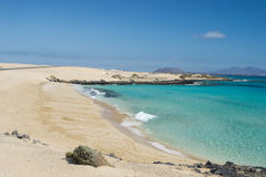 Corralejo National Park, Canary Island Stock Photography