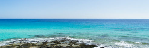 Corralejo National Park, Canary Island Royalty Free Stock Photography