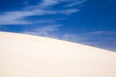 Corralejo sand dunes Stock Photos