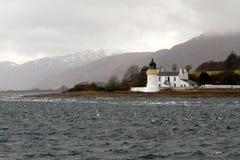 Corran Lighthouse Stock Image