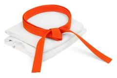 Correa anaranjada Fotos de archivo