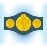Correa del campeonato Imagenes de archivo