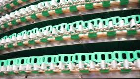 Correa móvil de la cinta del transportador automático metrajes