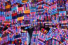 Correas tejidas Imagen de archivo libre de regalías