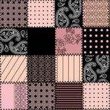 Correcção de programa sem emenda da cor-de-rosa do fundo Fotografia de Stock