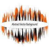 Correcte golven het oscilleren vector illustratie
