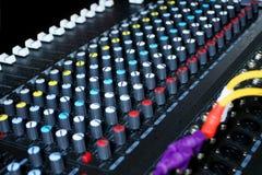 Correcte mixer Stock Afbeeldingen