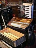Correction accordion Royalty Free Stock Photography