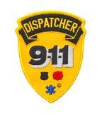 Correction de l'expéditeur 911 image stock
