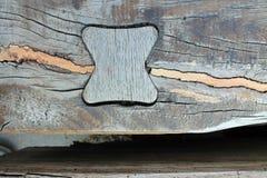Correction en bois de mosaïque de meubles de texture photographie stock