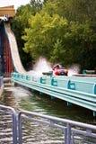 Corrediça de água Fotografia de Stock