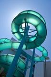 Corrediça de água Fotos de Stock Royalty Free