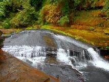 Corrediça de água natural Imagem de Stock Royalty Free