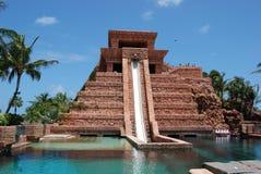 Corrediça de Atlantis Imagem de Stock Royalty Free
