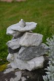 Corrediça de pedra de mármore foto de stock royalty free