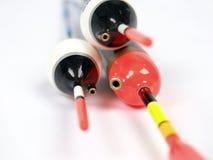 Corrediça do Bobber Fotografia de Stock Royalty Free