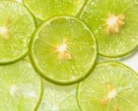 Corrediça do limão Imagens de Stock