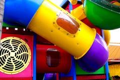 Corrediças coloridas Imagem de Stock Royalty Free