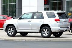 Corredor 2011 de Toyota cuatro imagen de archivo