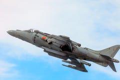 Corredor de cross de AV-8B más fotos de archivo libres de regalías